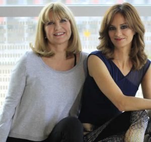 Miranda and Sahra